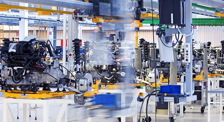 Thiết kế thi công tự động hóa công nghiệp